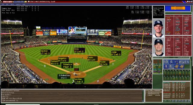 Textrich Strat O Matic Baseball